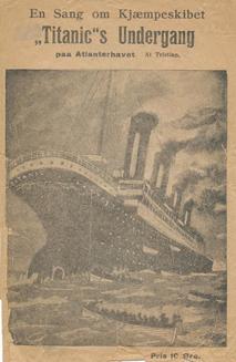 Titanics undergang